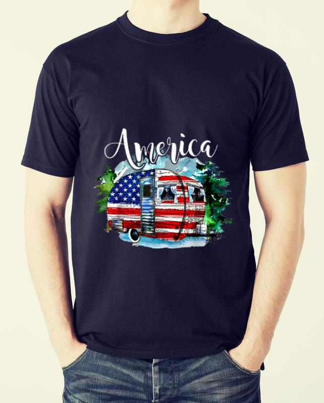 Awesome Camping Independence Day 4th Of July America Flag Shirt 2 1.jpg