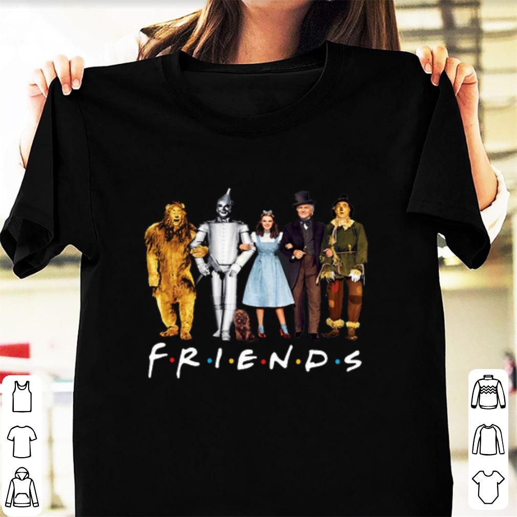 Awesome Friends TV Series The Wizard Of Oz shirt