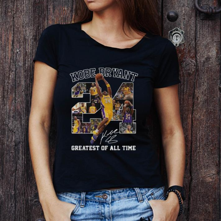 Awesome Greatest Of All Time Kobe Bryant Signature Shirt 3 1.jpg