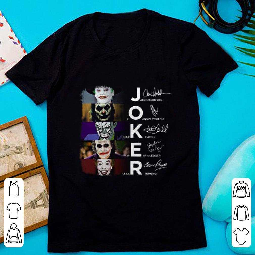 Awesome Joker Jack Nicholson Joaquin Phoenix Mark Hamill Heath Ledger Cesar Romero Shirt 1 1.jpg