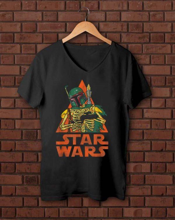 Awesome Star Wars Boba Fett Skeleton Halloween Costume Shirt 1 1.jpg
