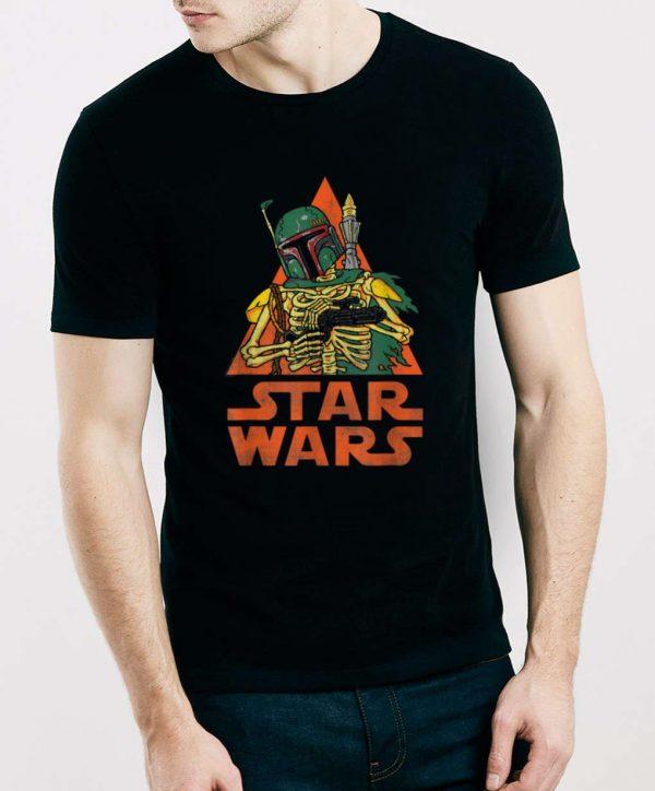Awesome Star Wars Boba Fett Skeleton Halloween Costume Shirt 3 1.jpg