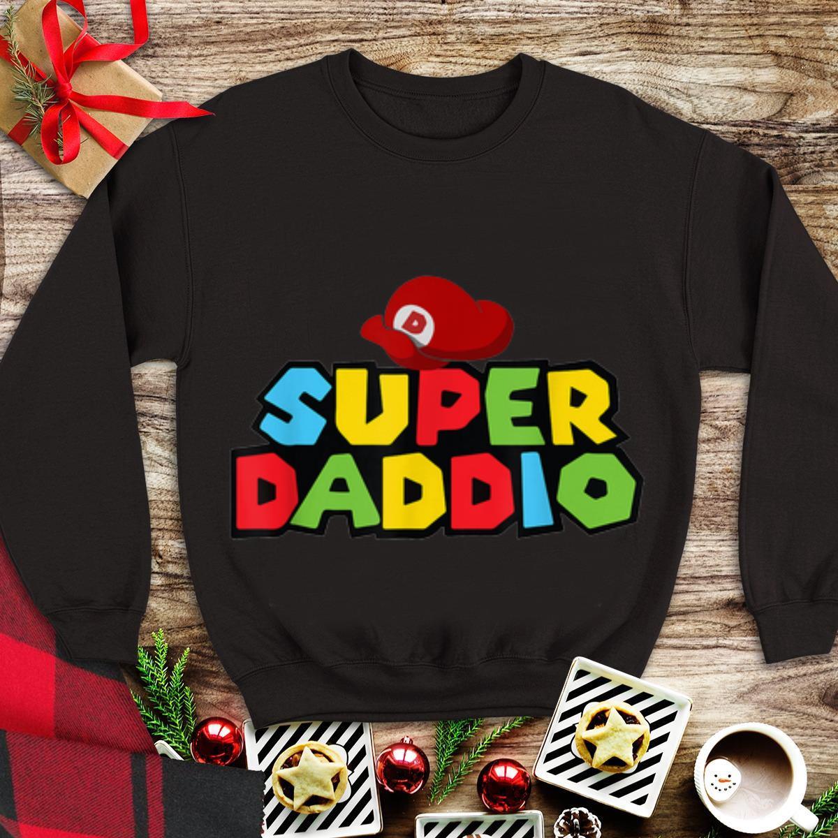 Awesome Super Daddio shirt