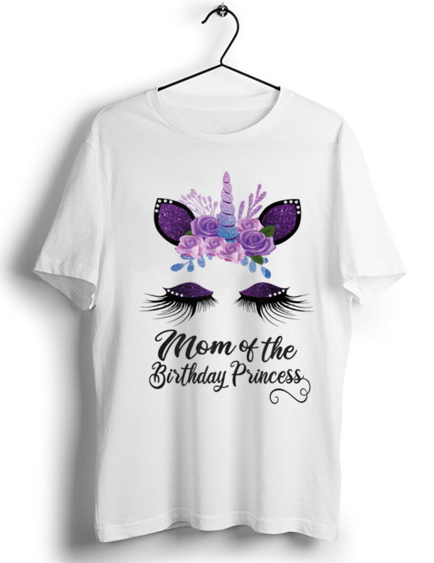Hot Mom Of The Birthday Princess Unicorn Shirt 1 1.jpg
