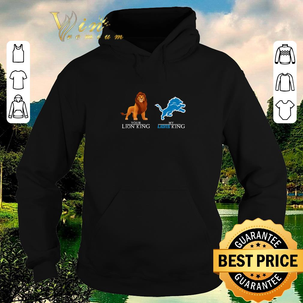 Hot Simba your Lion King Detroit Lions My Lions King shirt sweater