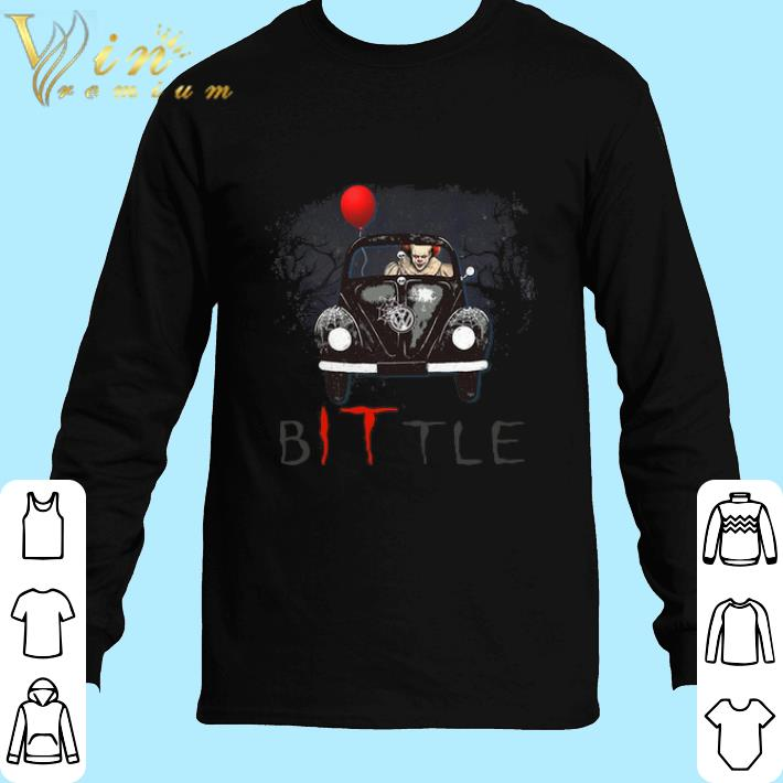 Hot Volkswagen and Pennywise bITtle shirt