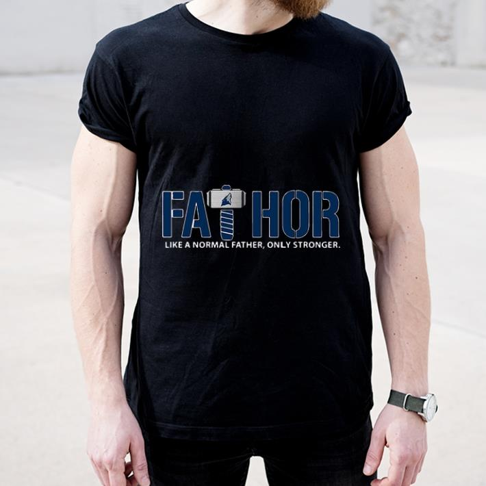 Nice Fathor Like Normal Father Only Stronger Minnesota Timberwolves Shirt 3 1.jpg
