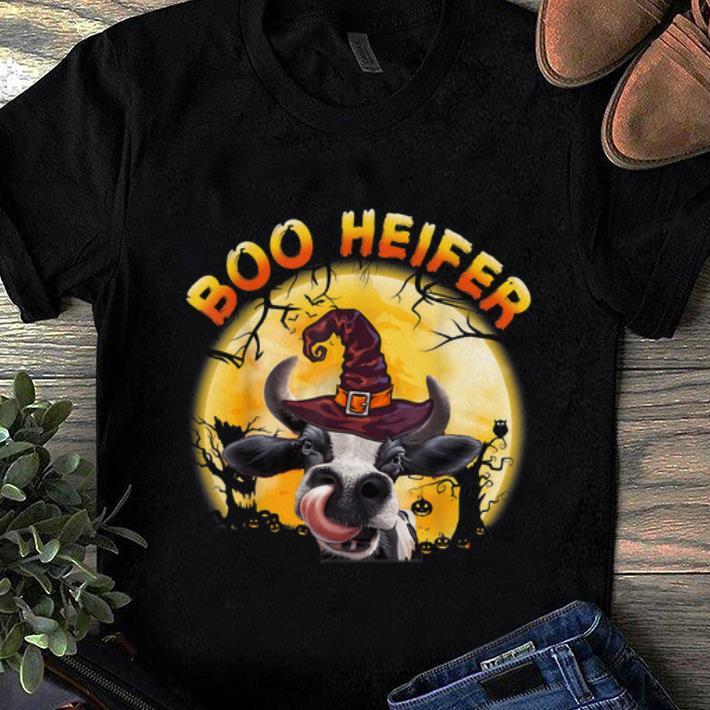 Nice Funny Boo Heifer Cow Cattle Farmer Halloween Gifts Shirt 1 1.jpg