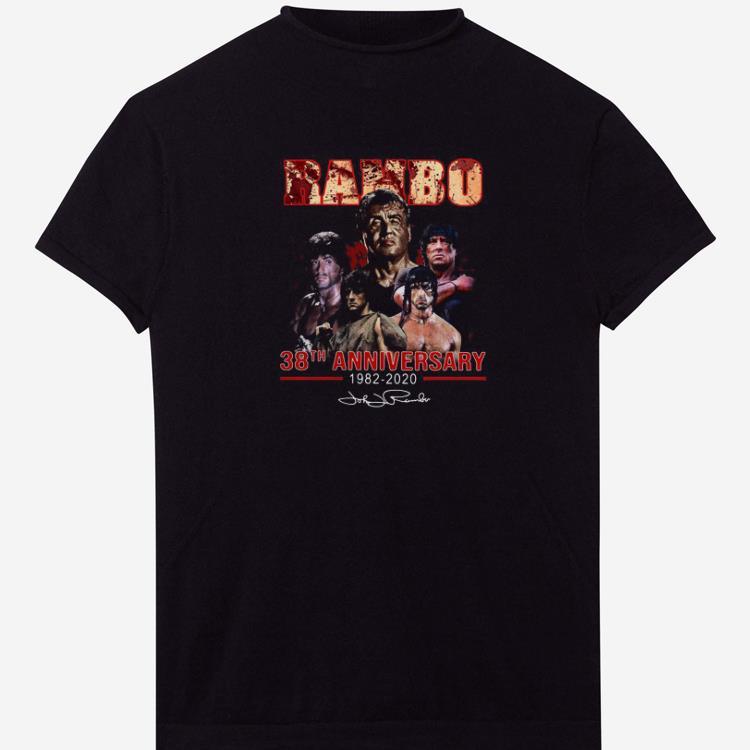 Nice Rambo 38th Anniversary 1982 2020 Signature Shirts 1 1.jpg