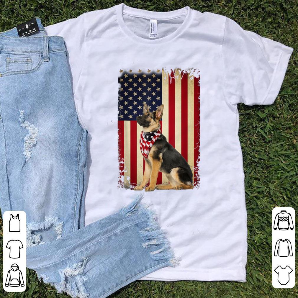 Official German Shepherd American Flag 4th Of July Independence Shirt 1 1.jpg