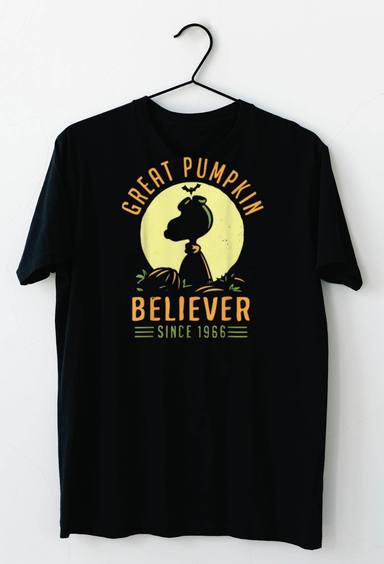 Official Great Pumpkin Believer Since 1966 Halloween Shirts 3 1.jpg