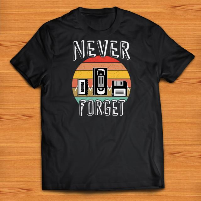 Official Never Forget Vhs Tape Cassette Tape Shirts 1 1.jpg