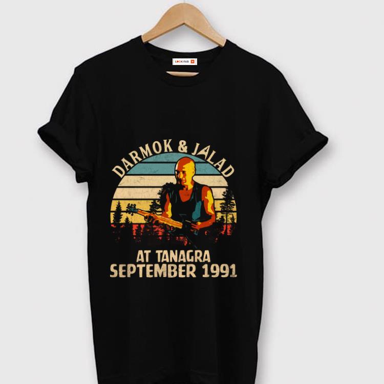 Original Darmok Jalad At Tanagra September 1991 Vintage Shirt 1 1.jpg