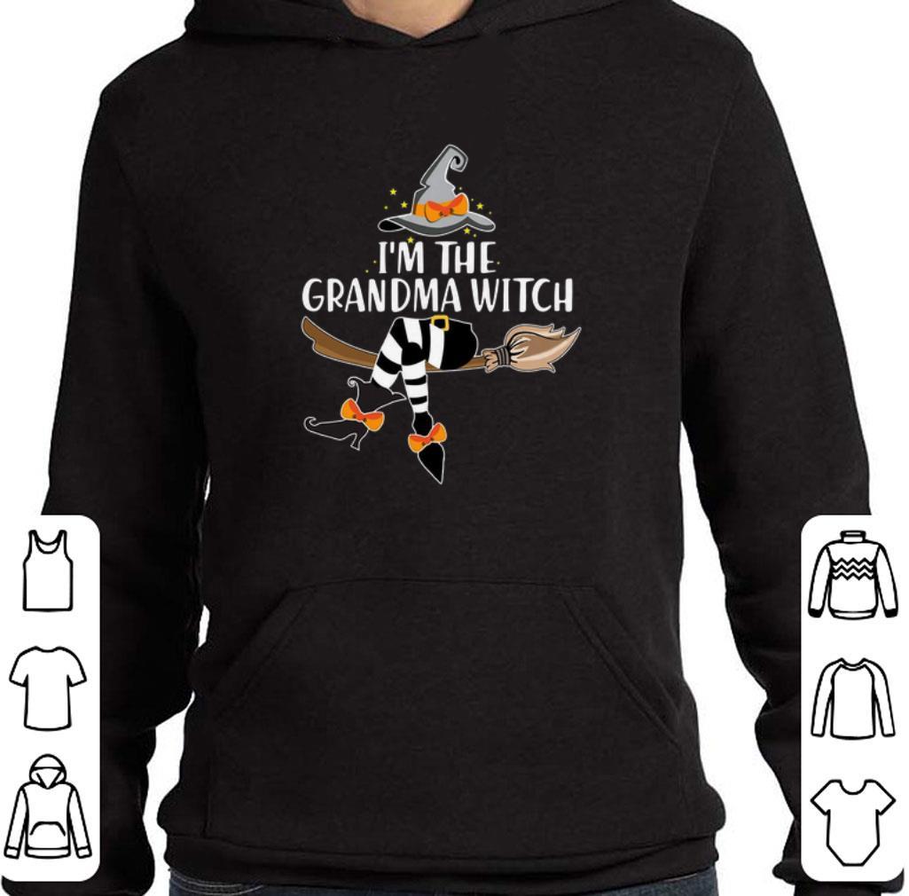Original I'm the grandma witch shirt