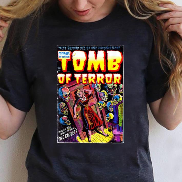 Original Tomb Of Terror 11 Horror Comic Book Cover Shirt 3 1.jpg