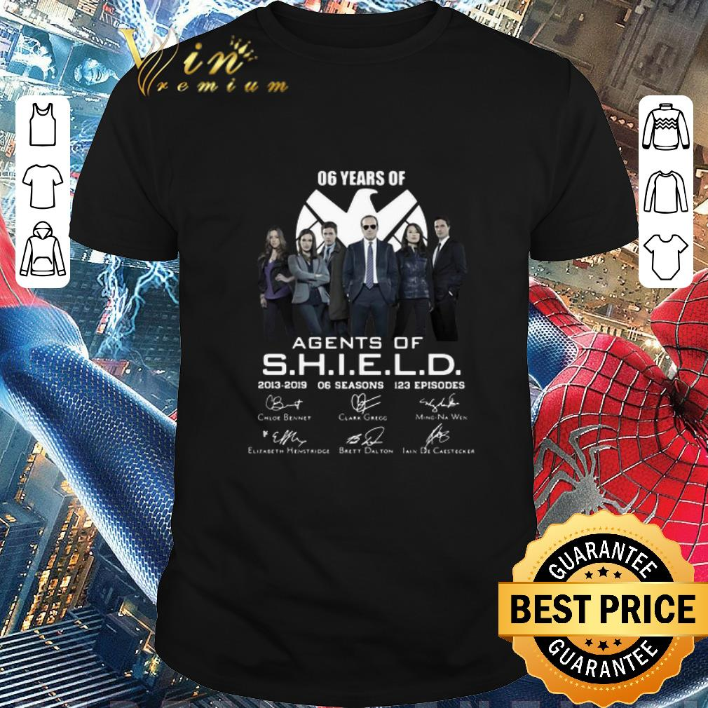 Premium 06 Years Of Agents Of Shield 2013 2019 06 Seasons Signatures Shirt 1 1.jpg