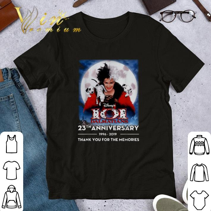 Premium Disney One Hundred And One Dalmatians 23th Anniversary 1996 2019 Shirt 1 1.jpg
