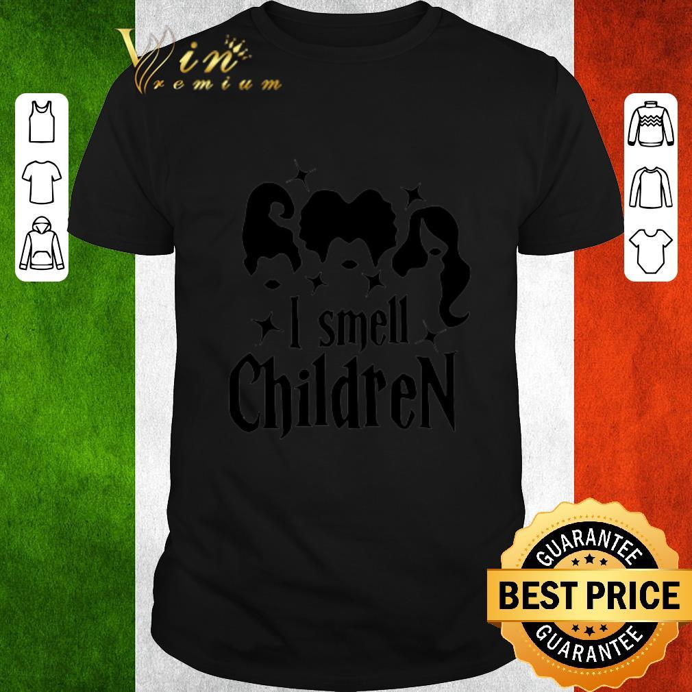 Premium Hocus Pocus I Smell Children Shirt 1 1.jpg
