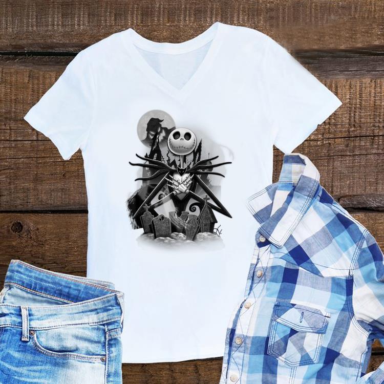 Premium Jack Skellington Nightmare Before Christmas Disney Shirt 1 1.jpg
