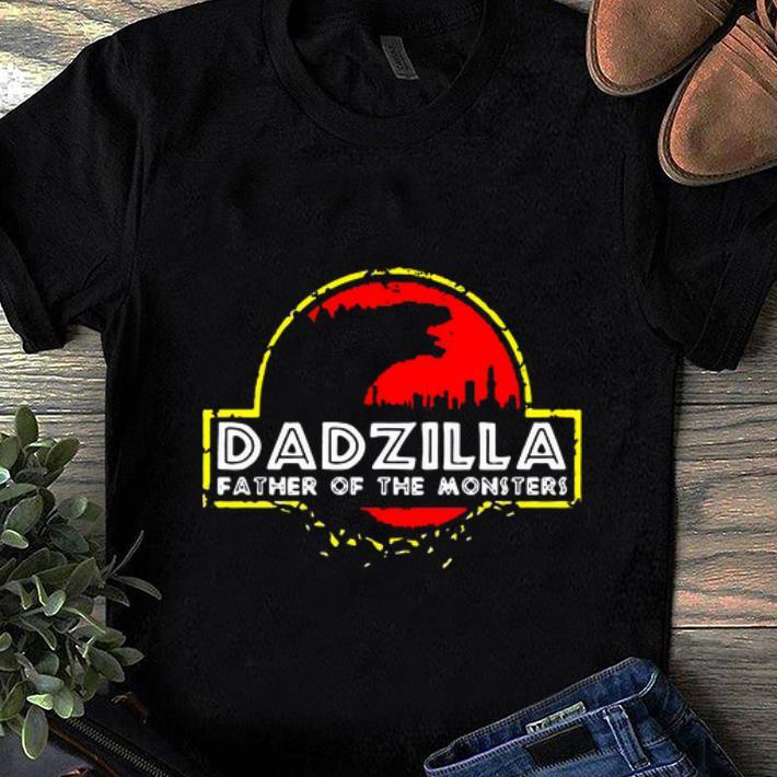 Pretty Godzilla Dadzilla Father Of The Monsters Shirt 1 1.jpg