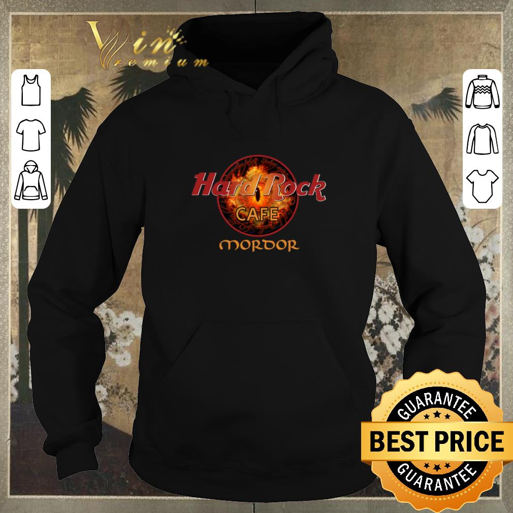 Pretty Hard Rock Cafe Mordor shirt sweater