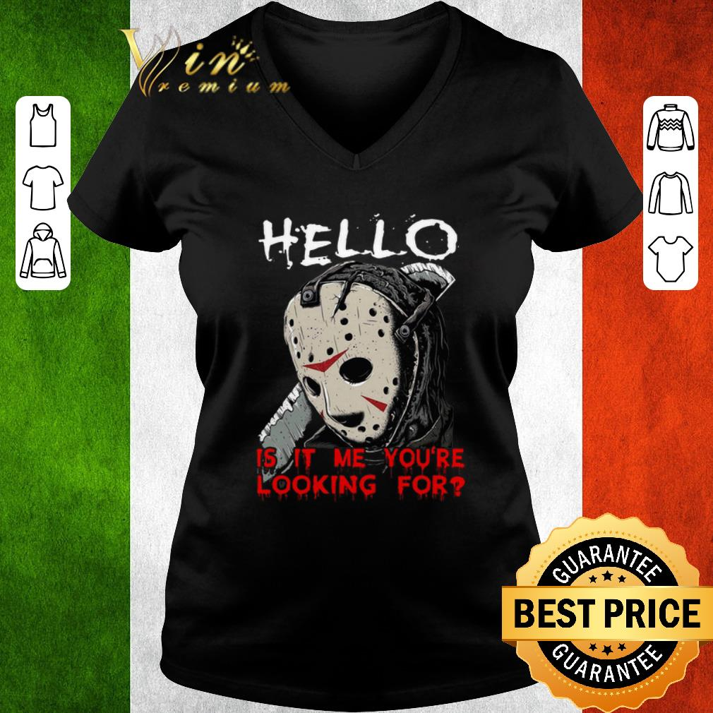 Pretty Jason Voorhees Hello Is It Me You Re Looking For Shirt 3 1.jpg