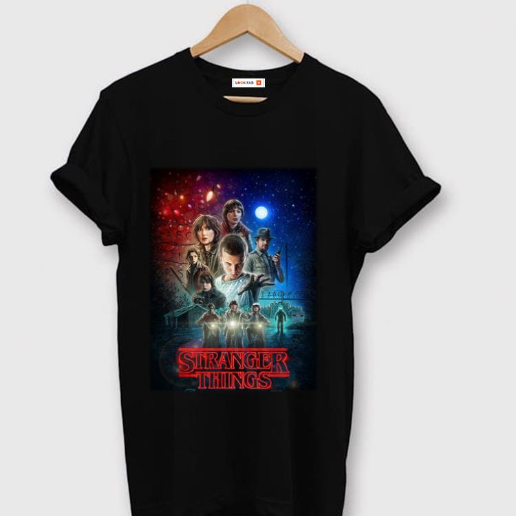 Pretty Stranger Things Friendship Netflix Eleven Shirt 1 1.jpg