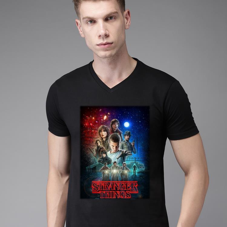 Pretty Stranger Things Friendship Netflix Eleven Shirt 2 1.jpg