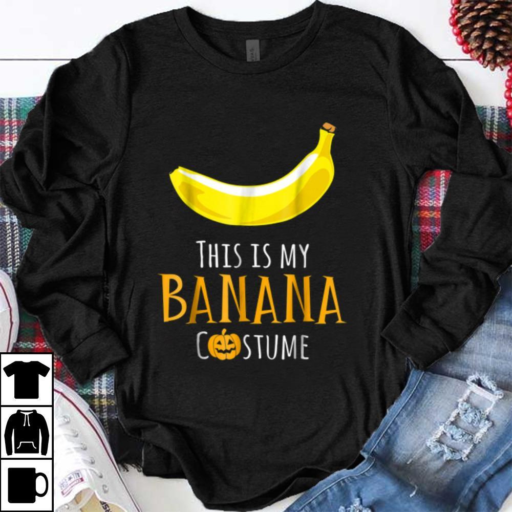 This Is My Banana Costume Easy Family Halloween Shirt 1 1.jpg