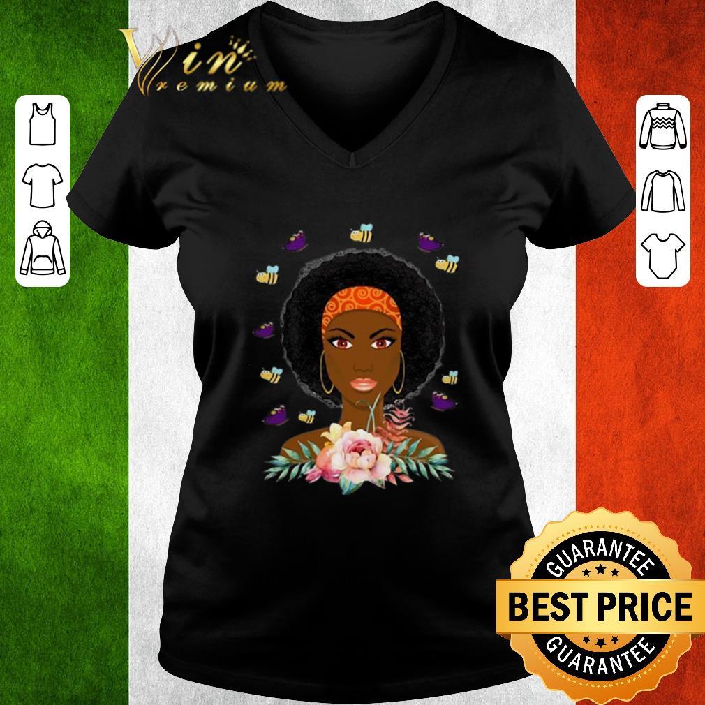 Awesome Black Woman Breast Cancer Warrior Shirt 3 1.jpg