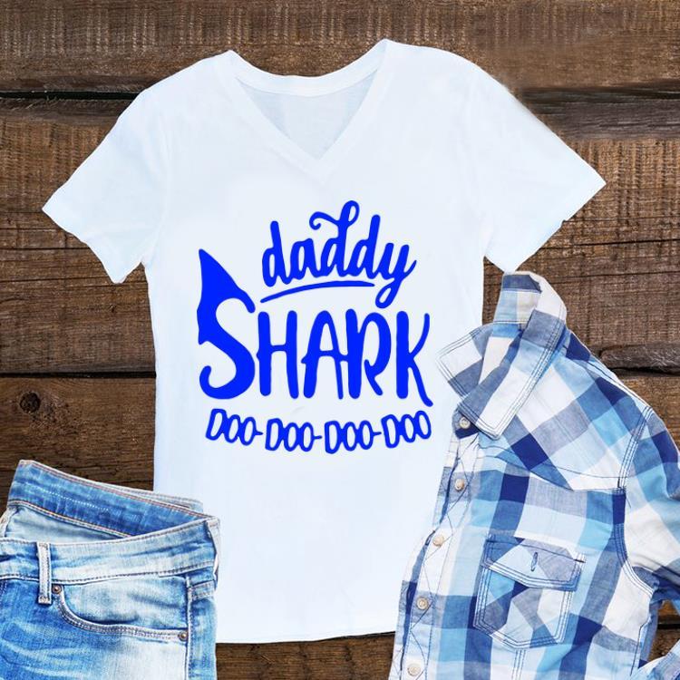 Awesome Daddy Shark Doo Doo Doo Doo Father Day Shirt 1 1.jpg