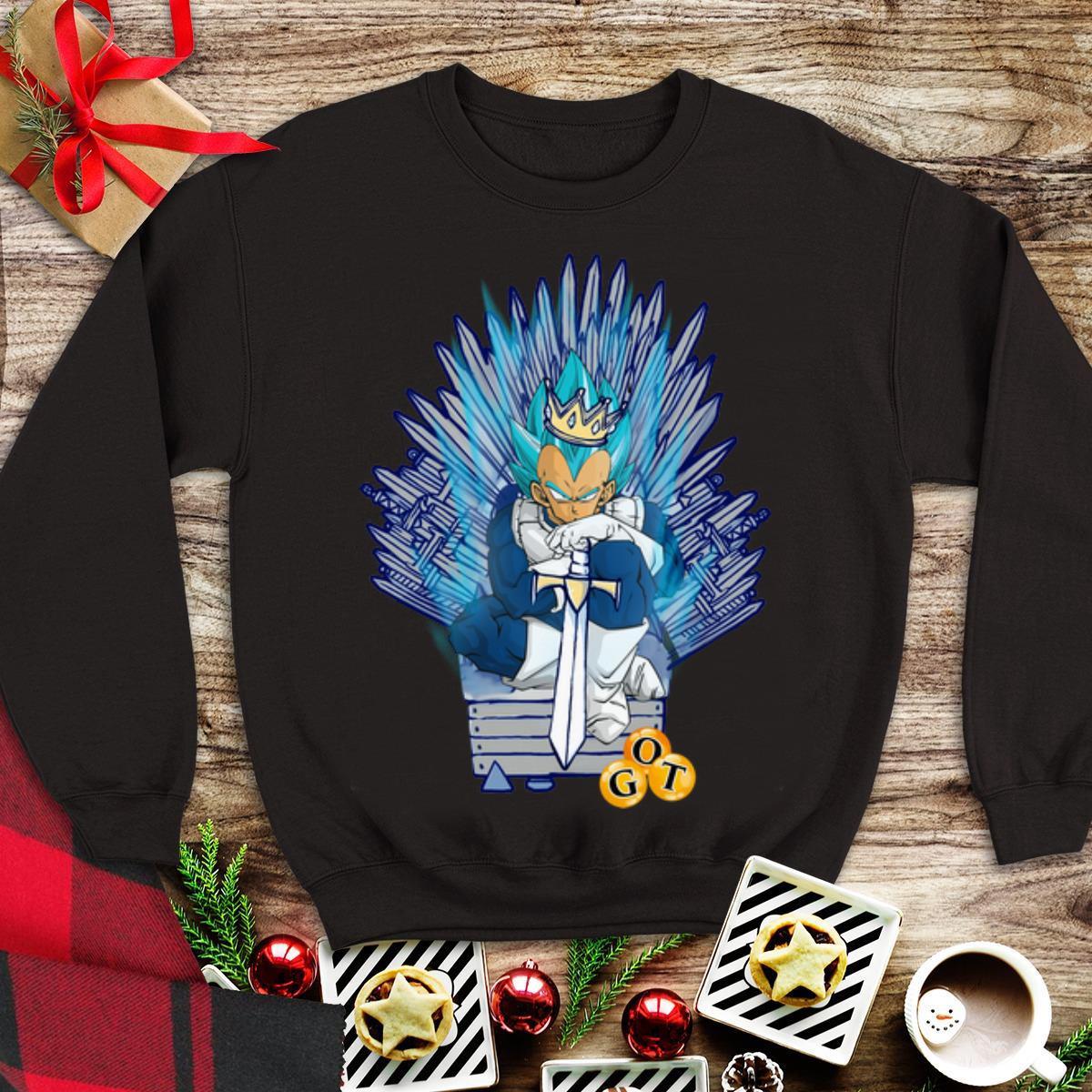Awesome Game Of Thrones Vegeta GOT shirt