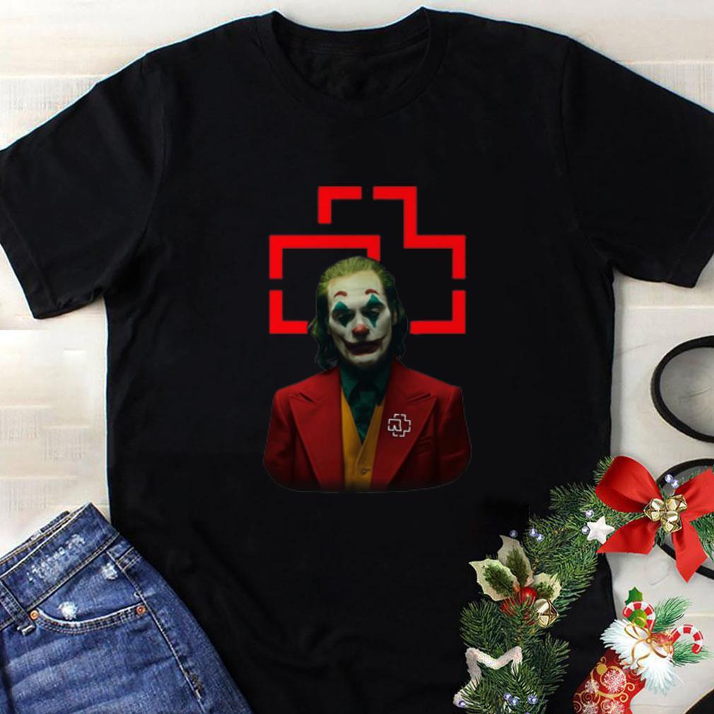 Awesome Joaquin Phoenix Rammstein Joker Shirt 1 2 1.jpg