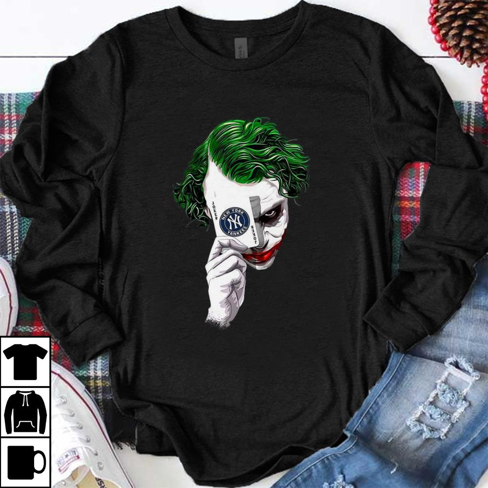 Awesome Joker New York Yankees MLB shirt