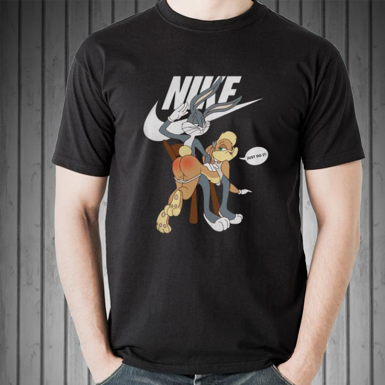 Awesome Nike Bugs Bunny Spanking Lola Just Do It Shirt 3 1.jpg