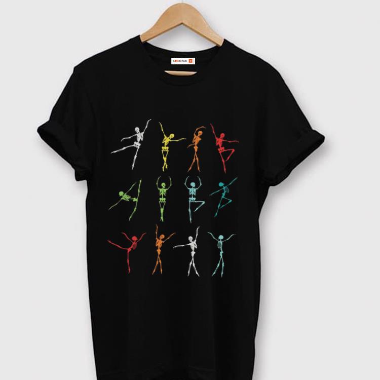 Awesome Skeleton Dancing Lbgt Halloween Party Shirt 1 1.jpg