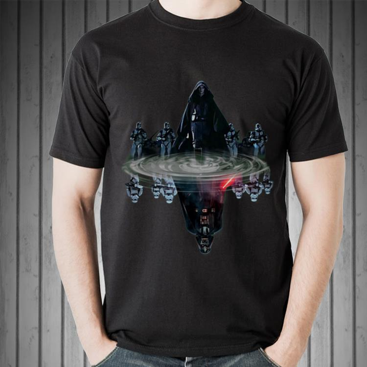 Awesome Star Wars Dark Vader Reflection Mirror Water Shirt 2 1.jpg