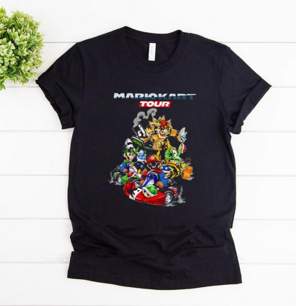 Awesome Super Mario Kart Tour Shirt 1 1.jpg