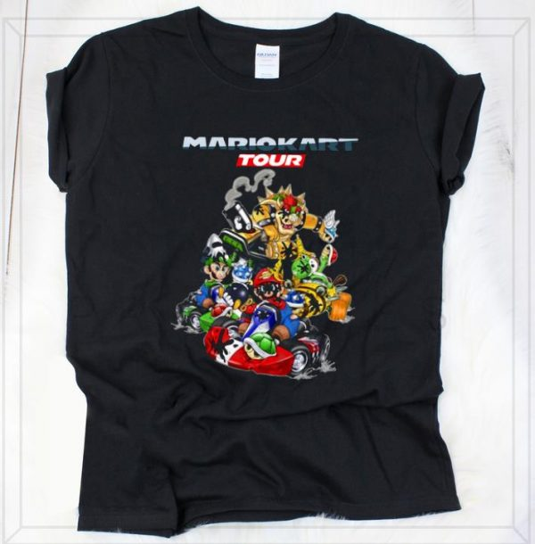 Awesome Super Mario Kart Tour Shirt 2 1.jpg