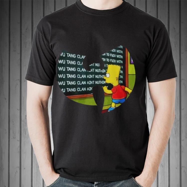 Awesome Writing Wu Tang Clan Bart Simpsons Shirt 2 1.jpg