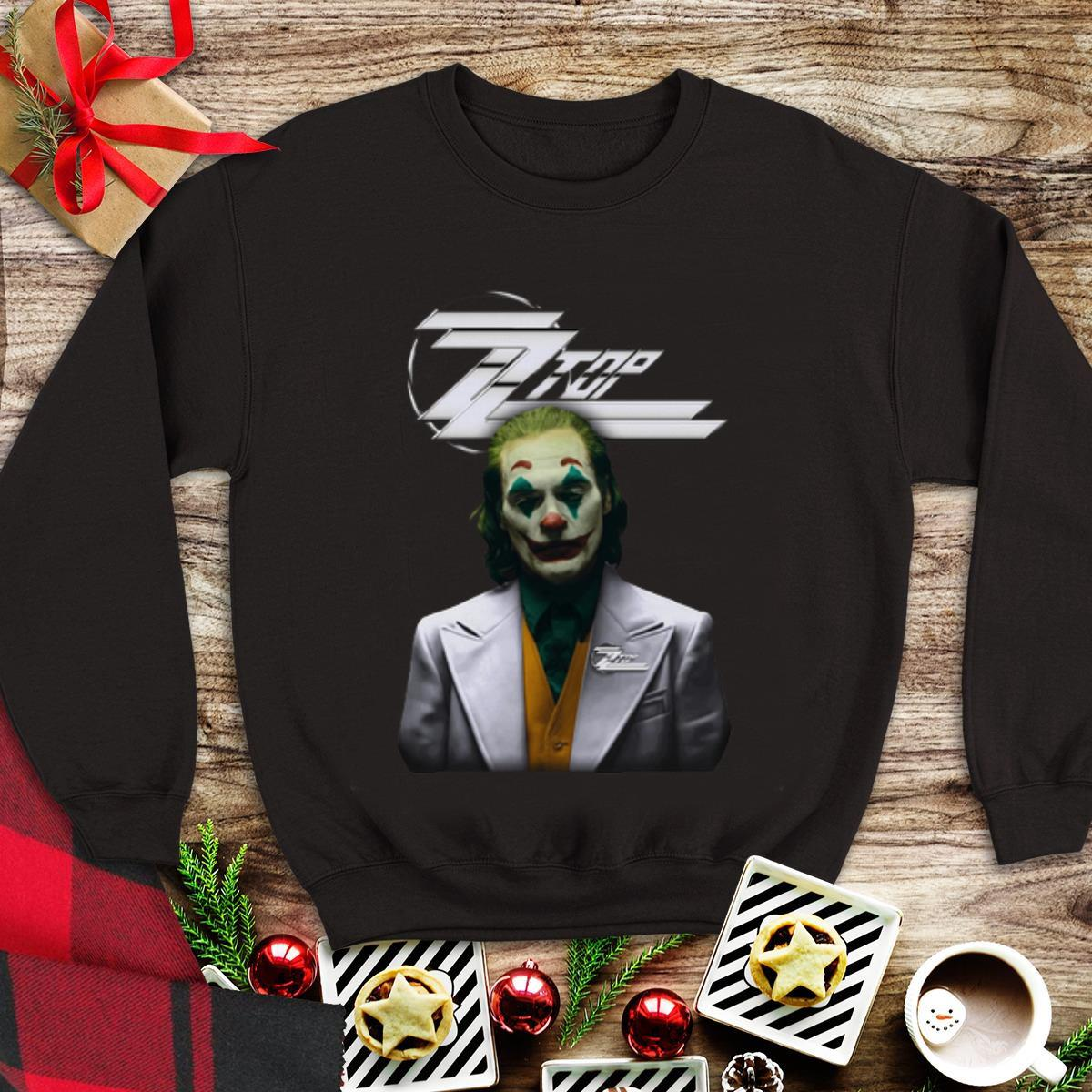 Awesome Zz Top Joaquin Phoenix Joker Shirt 1 1.jpg