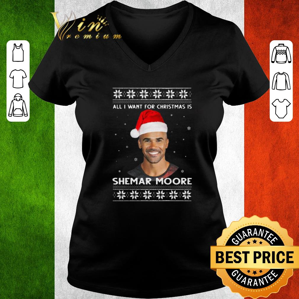 Hot All I Want For Christmas Is Shemar Moore Shirt 3 1.jpg