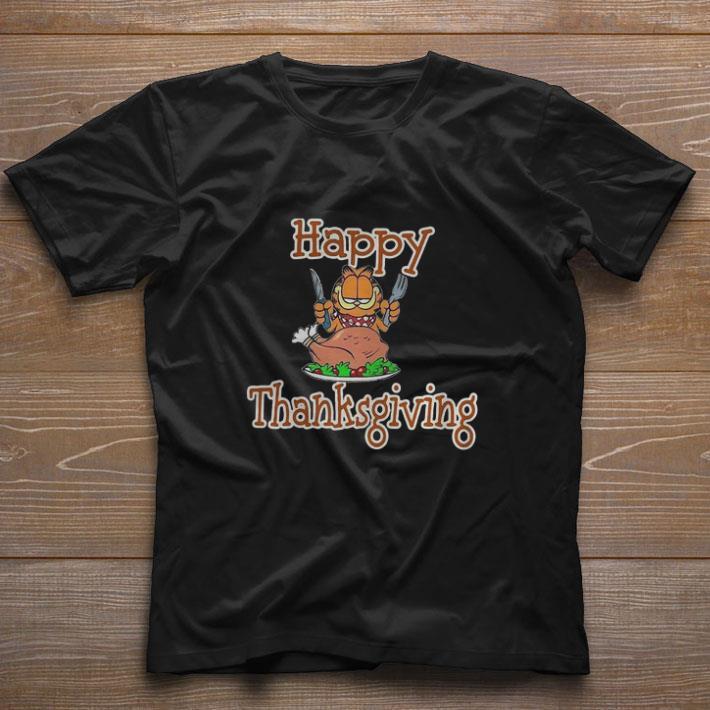 Hot Garfield Happy Thanksgiving Shirt 1 1.jpg