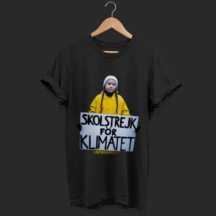 Hot Greta Thunberg Skolstrejk For Klimatet Shirt 1 1.jpg