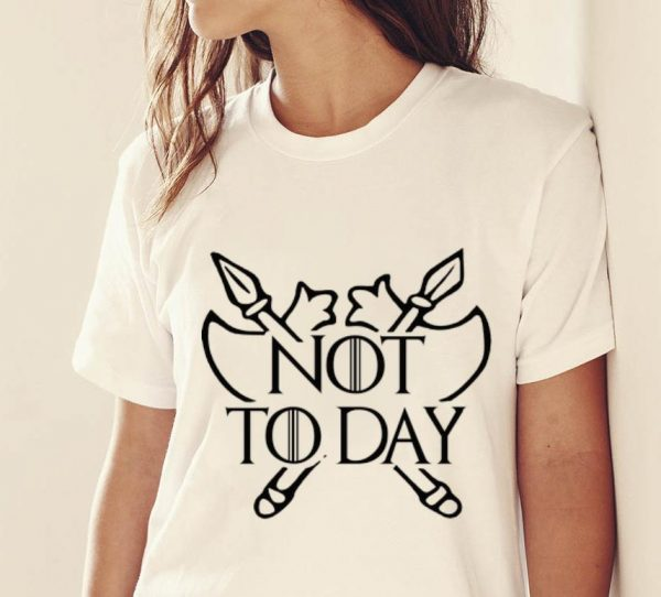 Hot Poleax Game Of Thrones Not Today Shirt 2 1.jpg