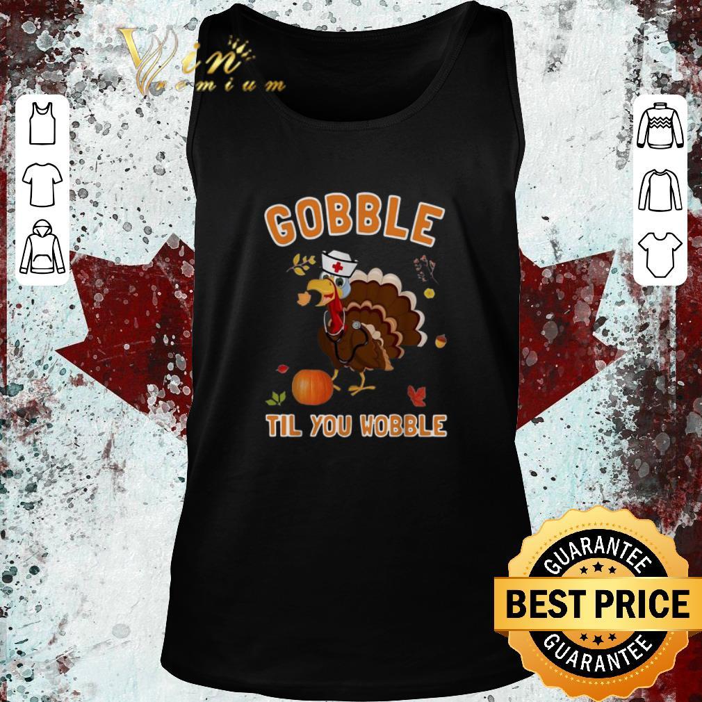 Hot Turkey Chicken Gobble Til You Wobble Thanksgiving Shirt 2 1.jpg
