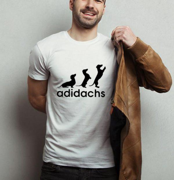 Nice Adidas Adidachs Dachshund Shirt 2 1.jpg