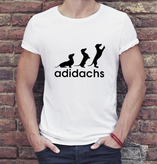 Nice Adidas Adidachs Dachshund shirt