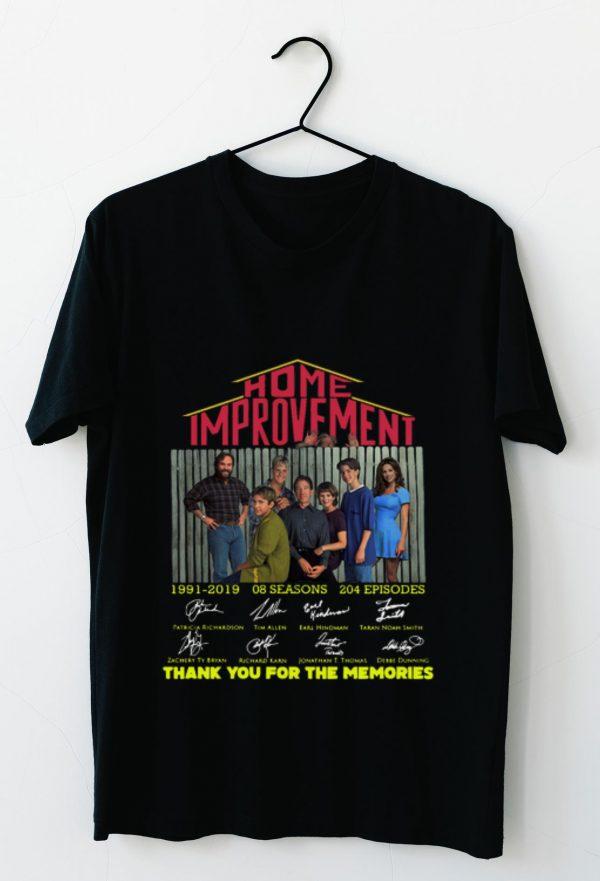 Nice Home Improvement 1991 2019 8 Seasons 204 Episode Thank You For The Memories Shirt 3 1.jpg