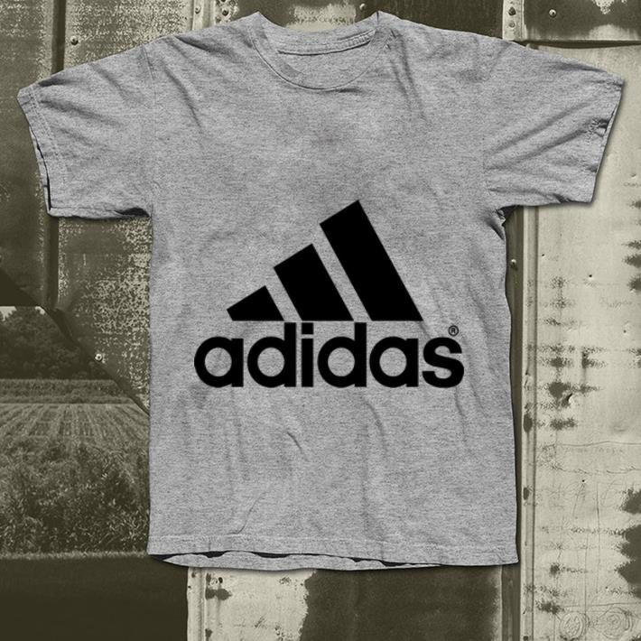 Official Adidas Oficial Logo shirt